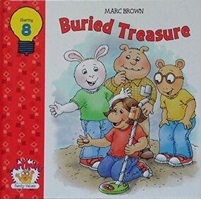 Buried Treasure Cover