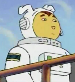 Captain (Arthur's Number Nightmare)