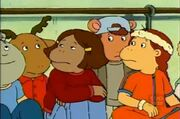 Francine and Muffy