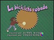 Stolen Bike Spanish
