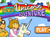 D.W.'s Unicorn Adventure