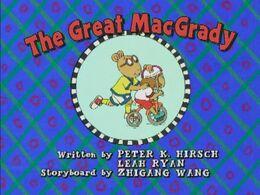 TGM Title Card