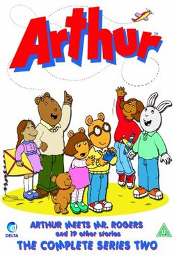 Arthur Complete Series Two