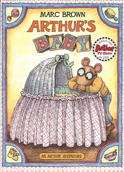 Arthur's Baby Book Cover