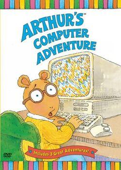Arthur's Computer Adventure DVD