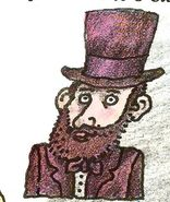 Arthur's Valentine - Abraham Lincoln