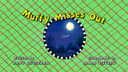 Muffy Misses Out title card