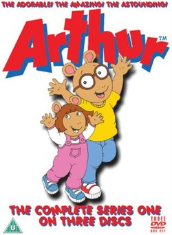 Arthur Complete Series One