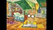 Arthur doing homework