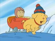 0405a 06 Kate sled