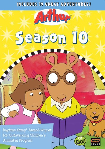 Arthur: Season 10 | Arthur Wiki | FANDOM powered by Wikia