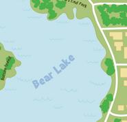 Bear Lake Map