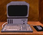 Reads' First Computer