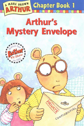 Arthurs Mistery Envelope