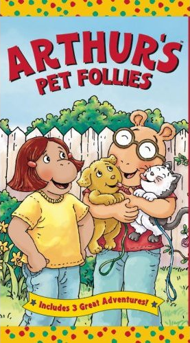 Arthur's Pet Follies (VHS) | Arthur Wiki | FANDOM powered by Wikia