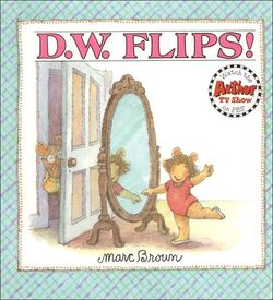 Dwflips original book cover