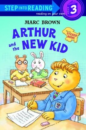 Arthur and the New Kid