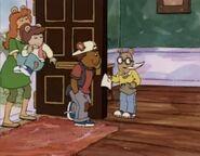 Arthur's Cousin Catastrophe 24
