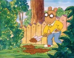 Arthur Digging