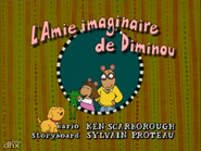 D.W.'s Imaginary Friend French
