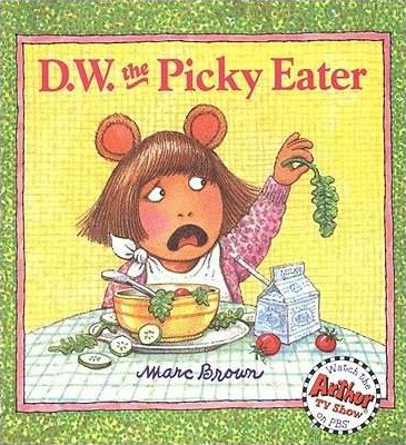 dw the picky eater book