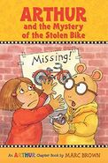 Arthur and the Mystery of the Stolen Bike Paperback