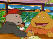 Binky and Rattles Arm Wrestle (Arthur's Mystery Envelope)2