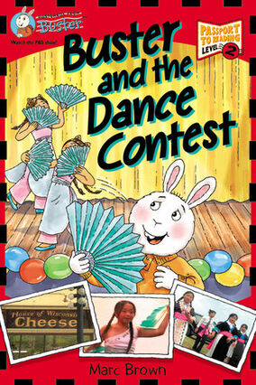Buster and the Dance Contest cover