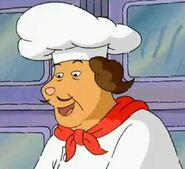 Chef Francois Puffeau