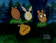 Arthur Goes to Camp 81