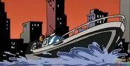 Speedboat villains
