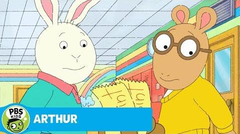 ARTHUR George Takes Charge PBS KIDS