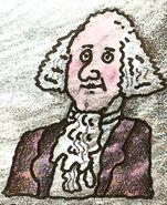 Arthur's Valentine - George Washington