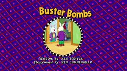 Busterbombstitlecard uk