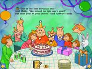 Arthur's Birthday LB Page 13