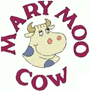 Mary Moo Cow Logo