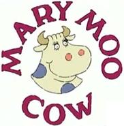 Mary Moo Cow Logo