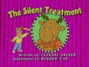 Silent treatment title