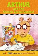 Arthur and the Crunch Cereal Contest Paperback