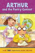 Arthur and the Poetry Contest paperback