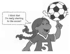 Muffy's Soccer Song