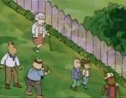 Arthur's Cousin Catastrophe 98
