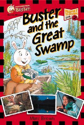 Buster and the Great Swamp cover