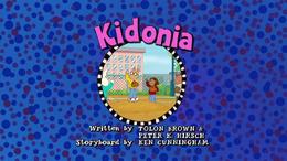 Kidonia Title Card