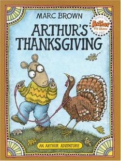 Arthur's Thanksgiving Original