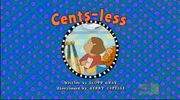 Cents-less - title card