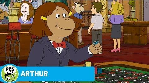 ARTHUR Francine is Agent 008 PBS KIDS