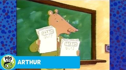 ARTHUR Homework Tonight