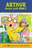 Arthur Rocks with BINKY paperback