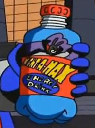 Mighta-max energy drink